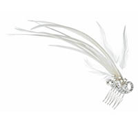 Shop Hair Accessories - comb - Swarovski Crystal | Price - $130.00