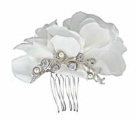 Shop Hair Accessories - Flowers - Feathers-  Swarovski Crystals  | Price - $105.00