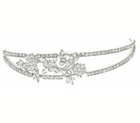 Shop Hair Accessories - Headband -  Swarovski Crystals  | Price - $300.00