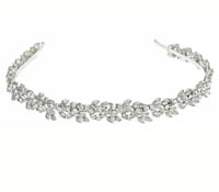 Shop Hair Accessories - Headband -  Swarovski Crystals  | Price - $275.00