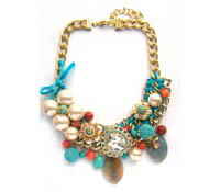 Shop honeymoon Accessories-costume necklace-wedding | Price - $150.00