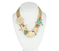 Shop honeymoon Accessories-costume necklace-wedding | Price - $65.00