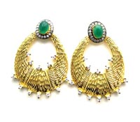 Shop honeymoon Accessories-costume-earrings-exotic-wedding | Price - $180.00