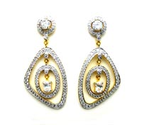 Shop honeymoon Accessories-costume-earrings-exotic-wedding | Price - $250.00