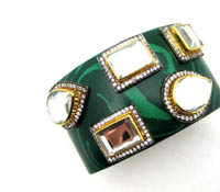 Shop honeymoon Accessories-costume-bracelets-cuff-bangles-exotic-wedding | Price - $390.00