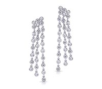 Rhea Diamond Earrings - Occasion Jewelry Fine Diamond Earrings | Price - $4,095.00