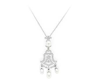 Trueing pendant bridal jewelry and accessories fine jewelry home fine necklaces trueing pendant aloadofball Gallery