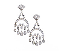Wolfson Chandelier Diamond Earrings - Jewelry  for Special Occasions | Price - $3,955.00