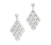 Adkins Deco Diamond Earrings - Occasions Jewelry ! | Price - $6,699.00