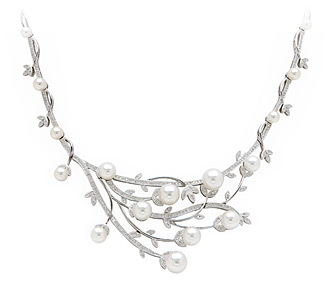 Purchase jewelry - Budding Necklace